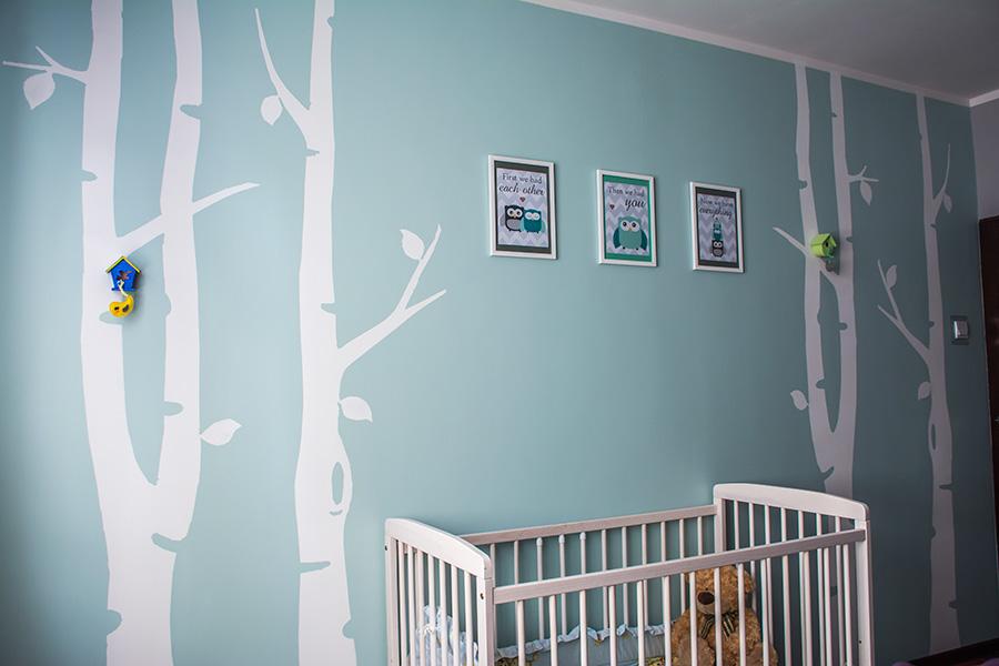 dekoracje pokój dziecięcy